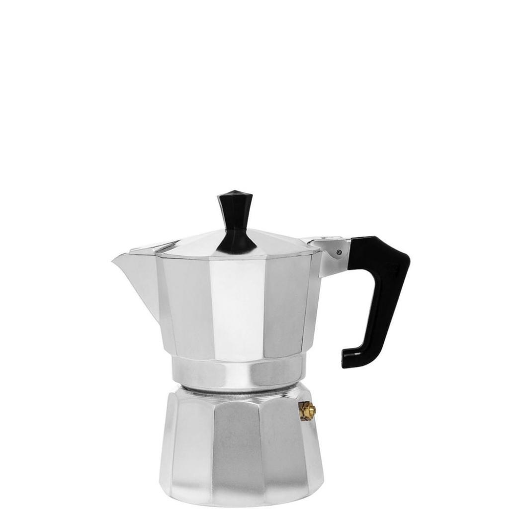 Produktové foto ESPERTO Kávovar na 1 šálek - stříbrná