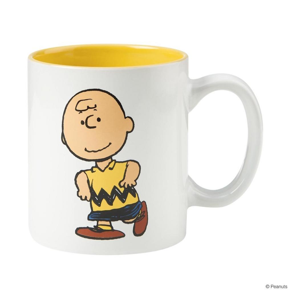 Produktové foto PEANUTS Hrnek Charlie Brown 330 ml