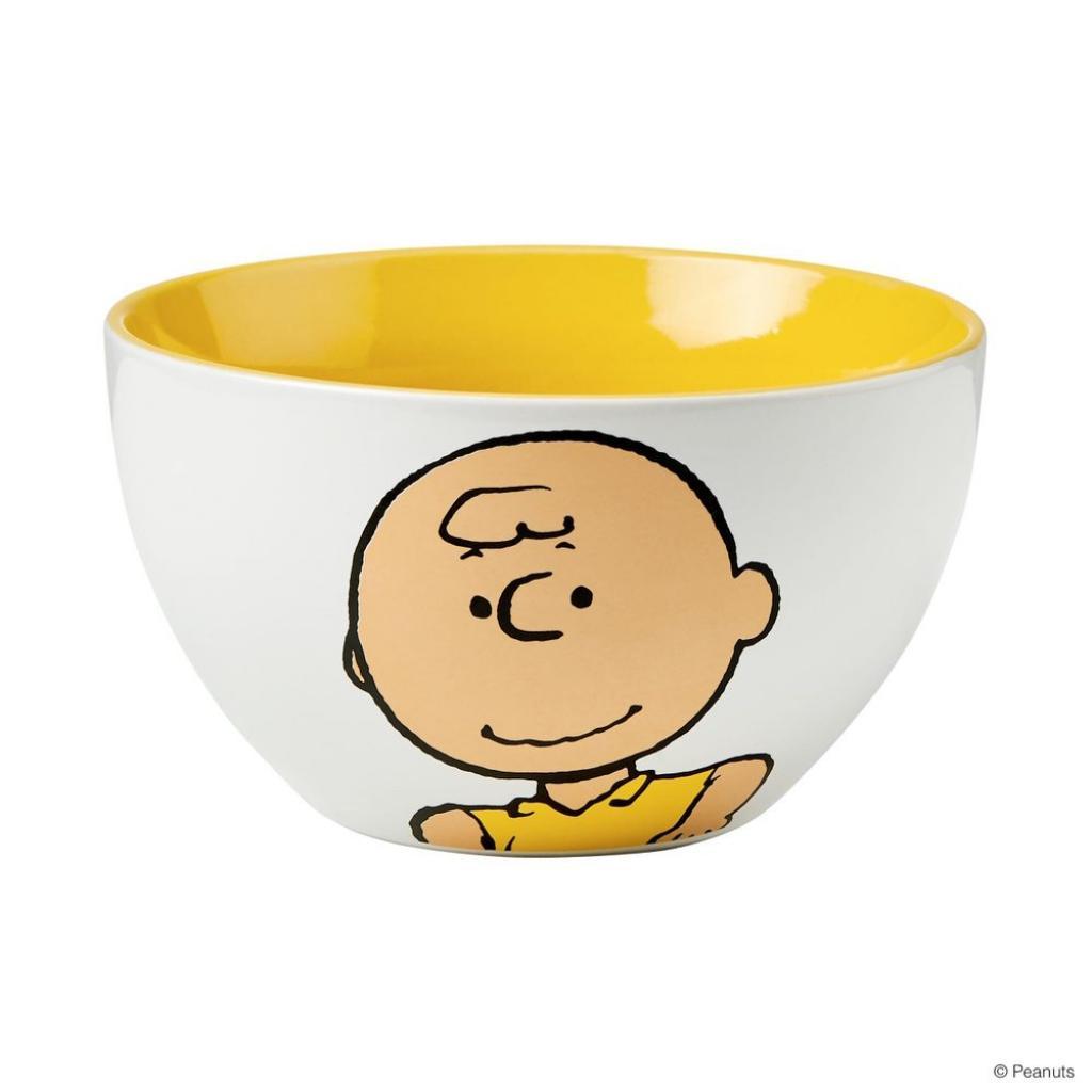 Produktové foto PEANUTS Miska Charlie Brown 600 ml
