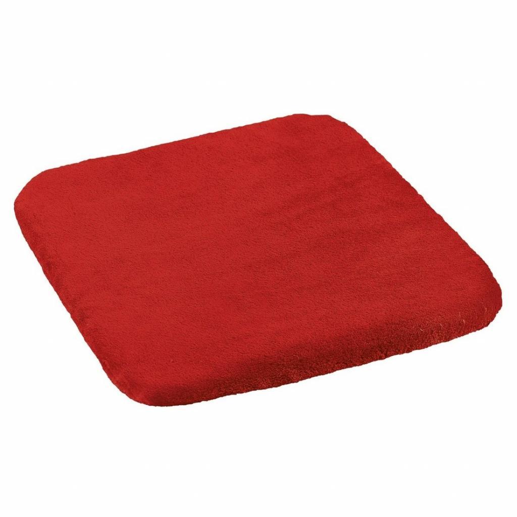 Produktové foto Bellatex sedák Korall micro, červená, 40 x 40 cm