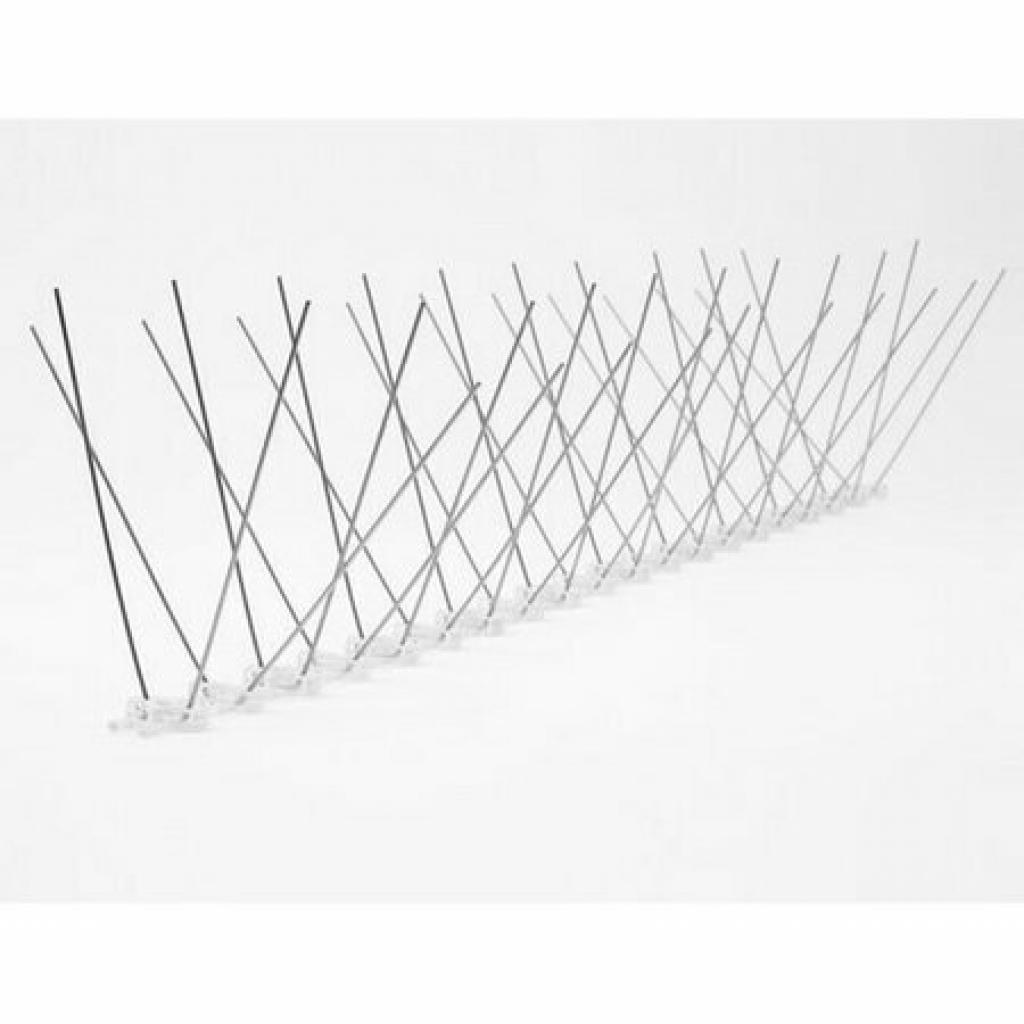 Produktové foto Aldo Nerezové ochranné hroty proti holubům, 50 x 12 cm
